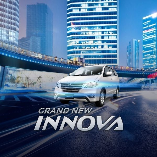 Toyota Grand New Innova