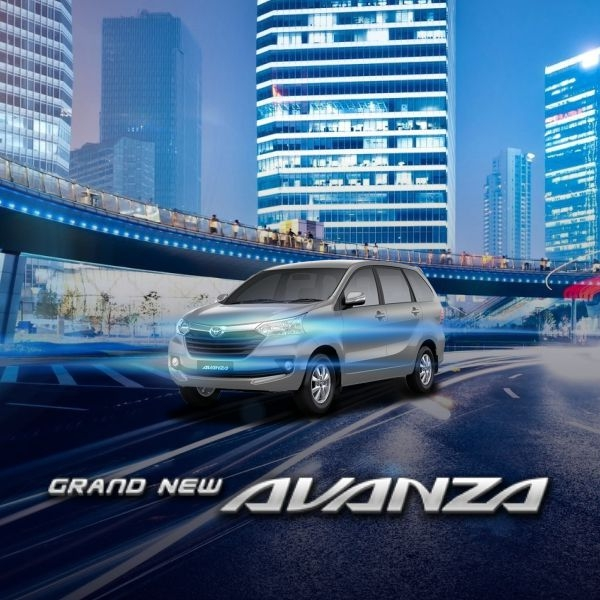Toyota Grand New Avanza